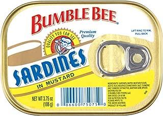 Best sardines in mustard sauce Reviews