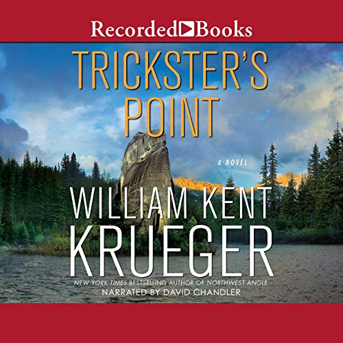 Trickster's Point  By  cover art