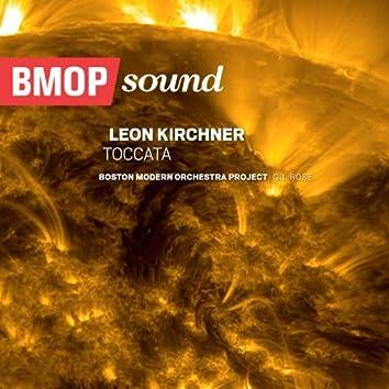 Leon Kirchner: Toccata
