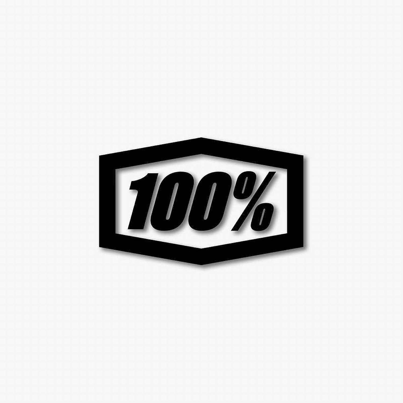 Percent Die Cut Trailer Decal 16 Inch 70002 100% nrrtpi4245-Sporting