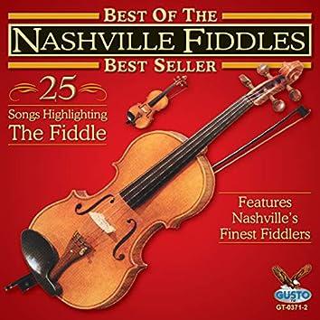 Best of the Nashville Fiddles