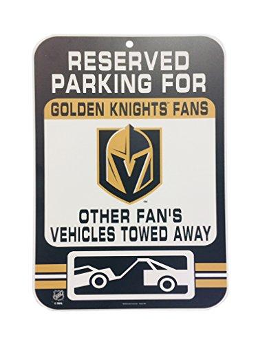 Wincraft NHL Vegas Golden Knights Parkschild