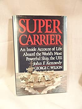 Hardcover Super Carrier Book