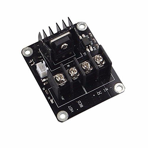BAJIAN-LI 3D-printer verwarmde netmodule MOS-buis met hoge laadmodule.