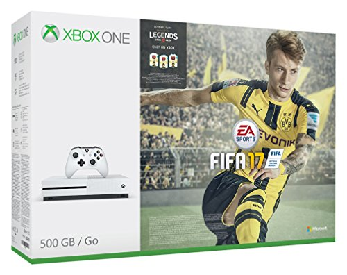Xbox One S Fifa 17 Bundle (500 GB) [Importación Inglesa]