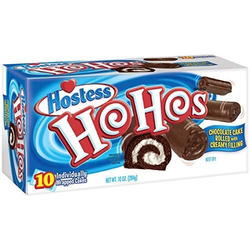 Hostess HoHo's 10 OZ (284g)