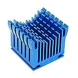AABCOOLING NB Cooler 1 - Muy Efectivo y Ligero Disipador Aluminio | Disipador de Calor | Disipador PC | de Ordenador | Posibilidad de Instalar un Ventilador 40mm
