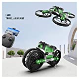 Best Drones Fpvs - Oksale 2-In-1Motorcycle&Drone with Camera for Beginner and Kids,WiFi Review