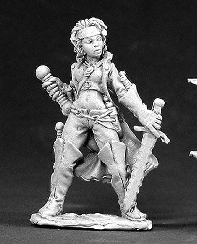Lanura Windsong, Female Elf Wizard by Dark Heaven Legends