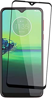 Wuzixi Oppo A73 5G Screen Protector. [Full Coverage] [9H Hardness] HD transparent scratch-resistant tempered glass screen ...