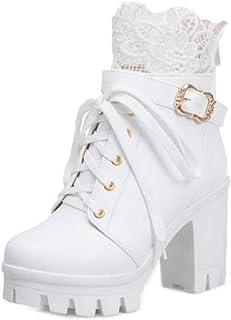 RAZAMAZA Women Fashion Martin Boots