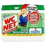 WC Net Fosse Biologiche, l'Attivatore Biologico - 12 Capsule