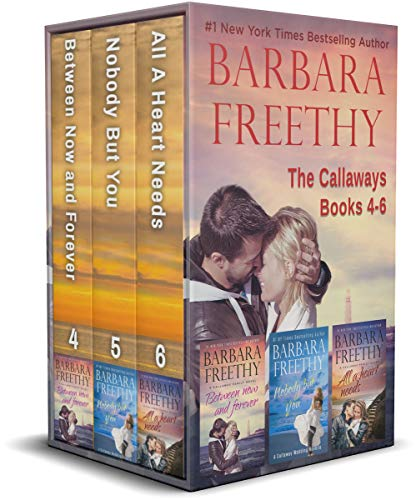 The Callaways Box Set, Books 4-6: Heartwarming and Intriguing Contemporary Romance (The...
