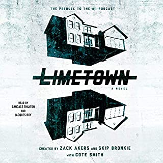 Limetown audiobook cover art