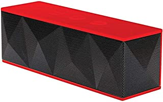 Pyramid Speakers Bluetooth Rechargeable Speaker - Red