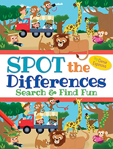 Spot the Differences: Search & Find Fun...