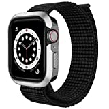 Apple Watch 44mm ケース Series SE/6/5/4対応 バンド付き360°全面保護カバー アルミ+TPU 2重構造 防塵 耐衝撃 傷防止アップルウォッチケース SUNTAIHO Warriorser シリーズ-シルバー