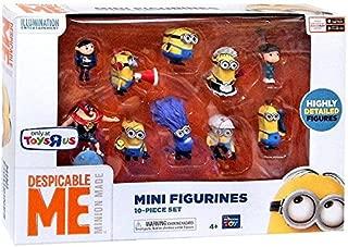 Despicable Me Mini Figurines 10 Piece Set (20013)