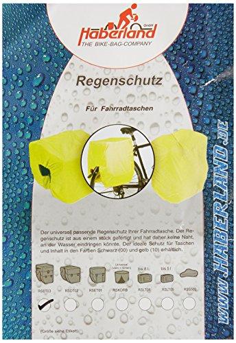 Haberland 2179849000 Regenschutzhaube, schwarz, One Size