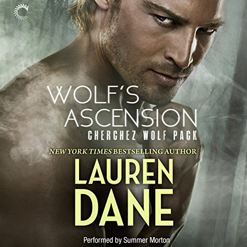 Wolf's Ascension audiobook cover art