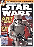 Star Wars Insider Magazine (#163 - February/March - Newsstand Edition Cover)