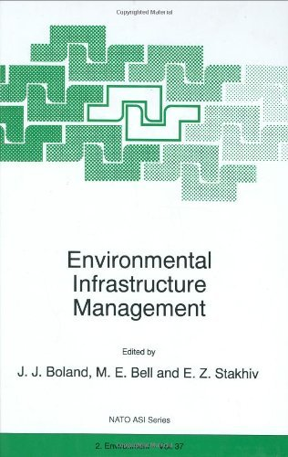 Environmental Infrastructure Management: Proceedings of the NATO Advanced Research Workshop, Kyiv, Ukraine, April 30-May 4, 1995 (Nato Science Partnership Subseries: 2 Book 37)