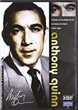 Warlock 1959+The Savage Innocents 1960+ The Black Swan 1942 Anthony Quinn 3 DVD Box Set Region 2 Import by Anthony Quinn
