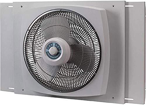 Lasko REVERSIBLE ENERGY EFFICIENT Window Fan with Storm Guard Feature