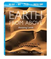 Earth From Above: Amazing Lands [DVD] [Import]
