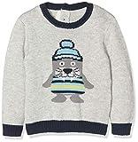 Chicco Pull Tricot Jersey, Gris (Grigio Medio 095), 68 (Talla del Fabricante: 068) para Bebés