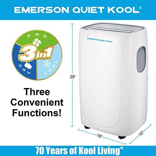 Emerson Quiet Kool EAPC12RD1