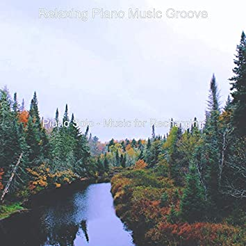Piano Solo - Music for Recharging