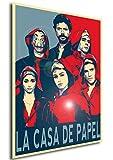Instabuy Poster La casa de Papel (Haus des Geldes)