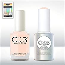 Color Club Gel POETIC HUES Neutrals Color Club Gel + Lacquer Duo