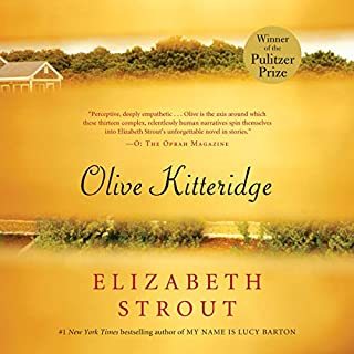 Olive Kitteridge     Fiction              De :                                                                                                                                 Elizabeth Strout                               Lu par :                                                                                                                                 Kimberly Farr                      Durée : 12 h et 2 min     Pas de notations     Global 0,0