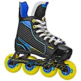 Tour Code 9.one Youth Adjustable Inline Hockey Skate Size Medium