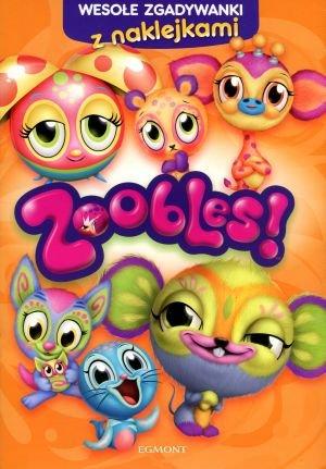 Preisvergleich Produktbild Zoobles! Wesole zgadywanki z naklejkami