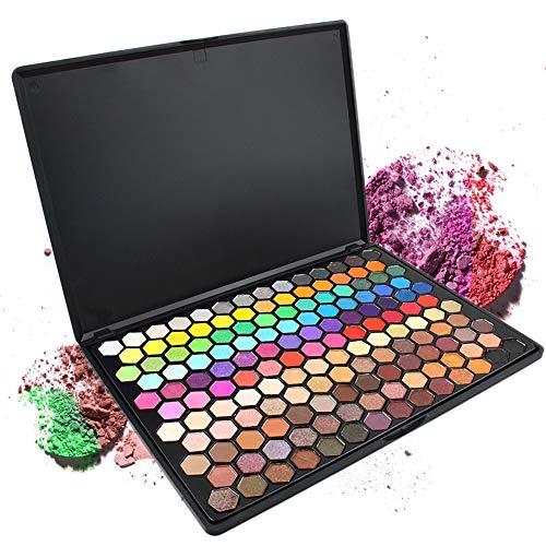 JWR 149 Color de la Paleta de Sombras Set Sombra de Ojos Profesional a Todo Color Flash Maquillaje Pintura Shimmer Mate Tamaño Grande Ojo Set
