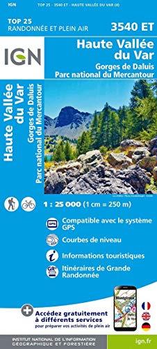 Haute Vallee du Var / Gorges de Daluis (2019) (Top 25 &...