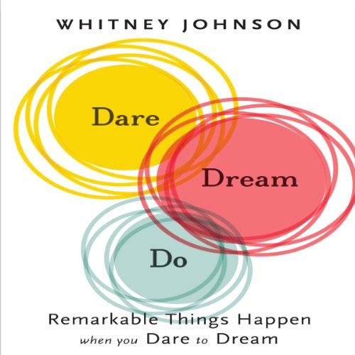 Dare, Dream, Do audiobook cover art