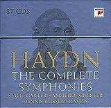 Haydn : Intégrale des symphonies (Coffret 37 CD)