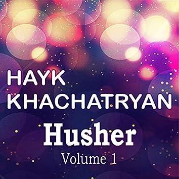 Husher, Vol. 1