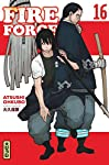 Fire Force Edition simple Tome 16
