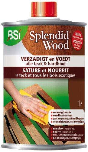 BSI Bsi 5299Splendid Holz Fleck für Teak/hart Holz