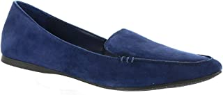 bddb7a18106 Amazon.com  Blue - Loafers   Slip-Ons   Shoes  Clothing