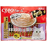 チャオ (CIAO) 猫用おやつ ちゅ~る 贅沢バラエティ 14グラム (x 40)
