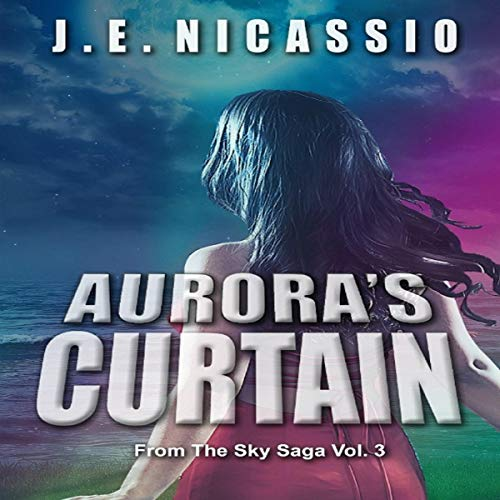 Aurora's Curtain audiobook cover art