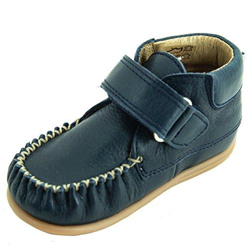 bellybutton BBALVA Baby Shoes Kinder Lauflerner Lauflernschuhe 23 EU Dunkelblau