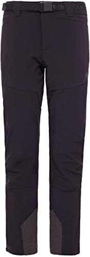 The North Face W Winter Speedcross-EU Pantalon pour Femme, Noir, Taille 34