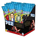 PEZ Candy Star Wars, Assorted Dispensers, 6.96 Oz (Pack of 12)